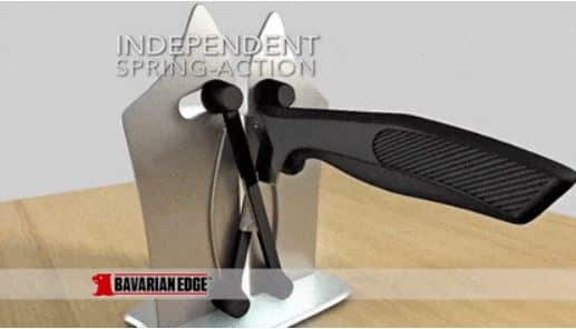 Bavarian Edge the Best Knife Sharpener As Seen On TV