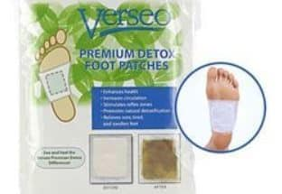 foot patches